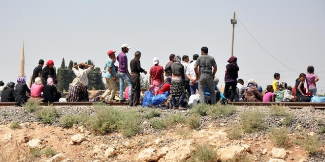 الحدود السورية التركية حرب أخرى … وضحايا بالعشرات